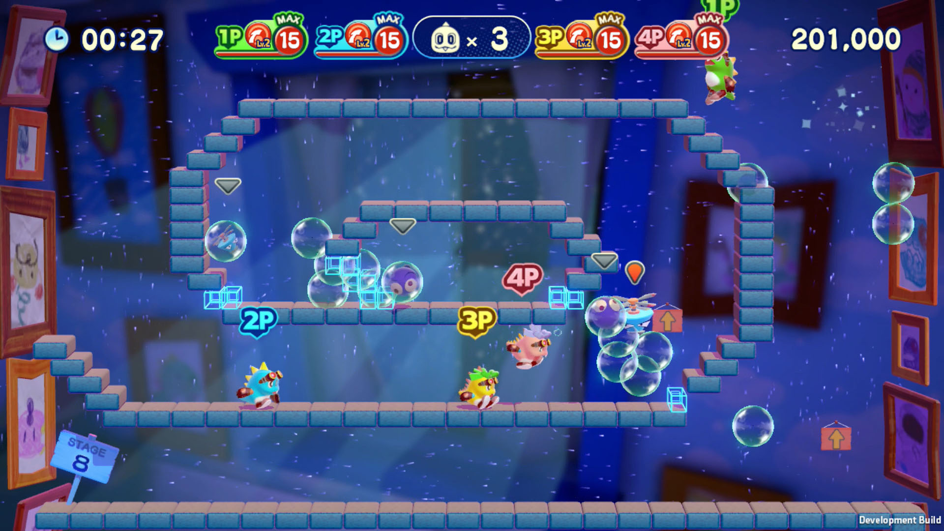Bubble Bobble 4 Friends ya llegó a América - Arata
