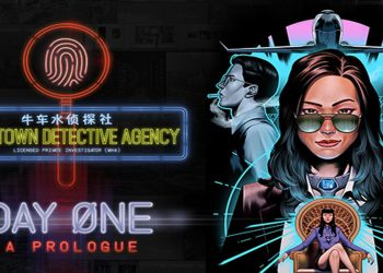 Chinatown Detective Agency: Day One