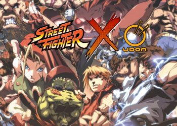 Street Fighter X UDON