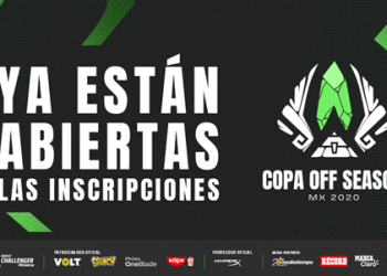 League of Legends Copa_Off_Season_MX_2020