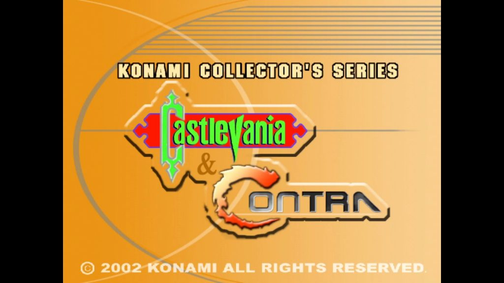 Konami Collectors Series