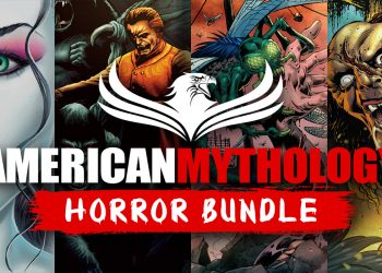 American Mythology Horror Comics Bundle