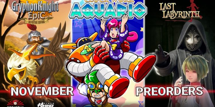 Strictly Limited Games Tercer Aniversario