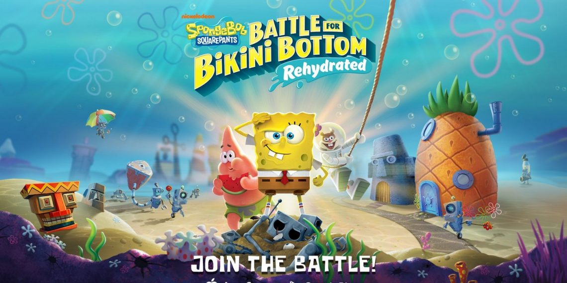 Battle for Bikini Bottom - Rehydrated Mobile