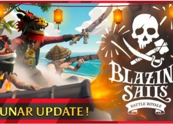 Pirate Battle Royale Blazing