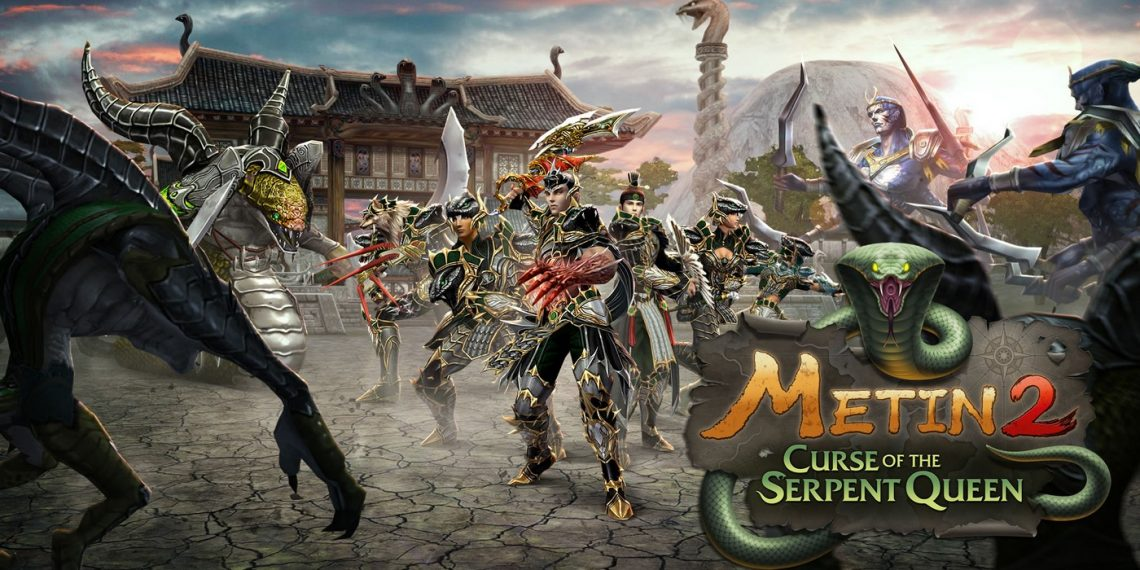 Metin2 Curse of the Serpent Queen