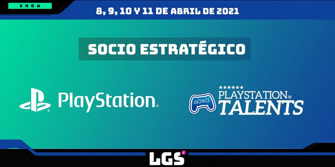 PlayStation Talents y Live Gamer Show