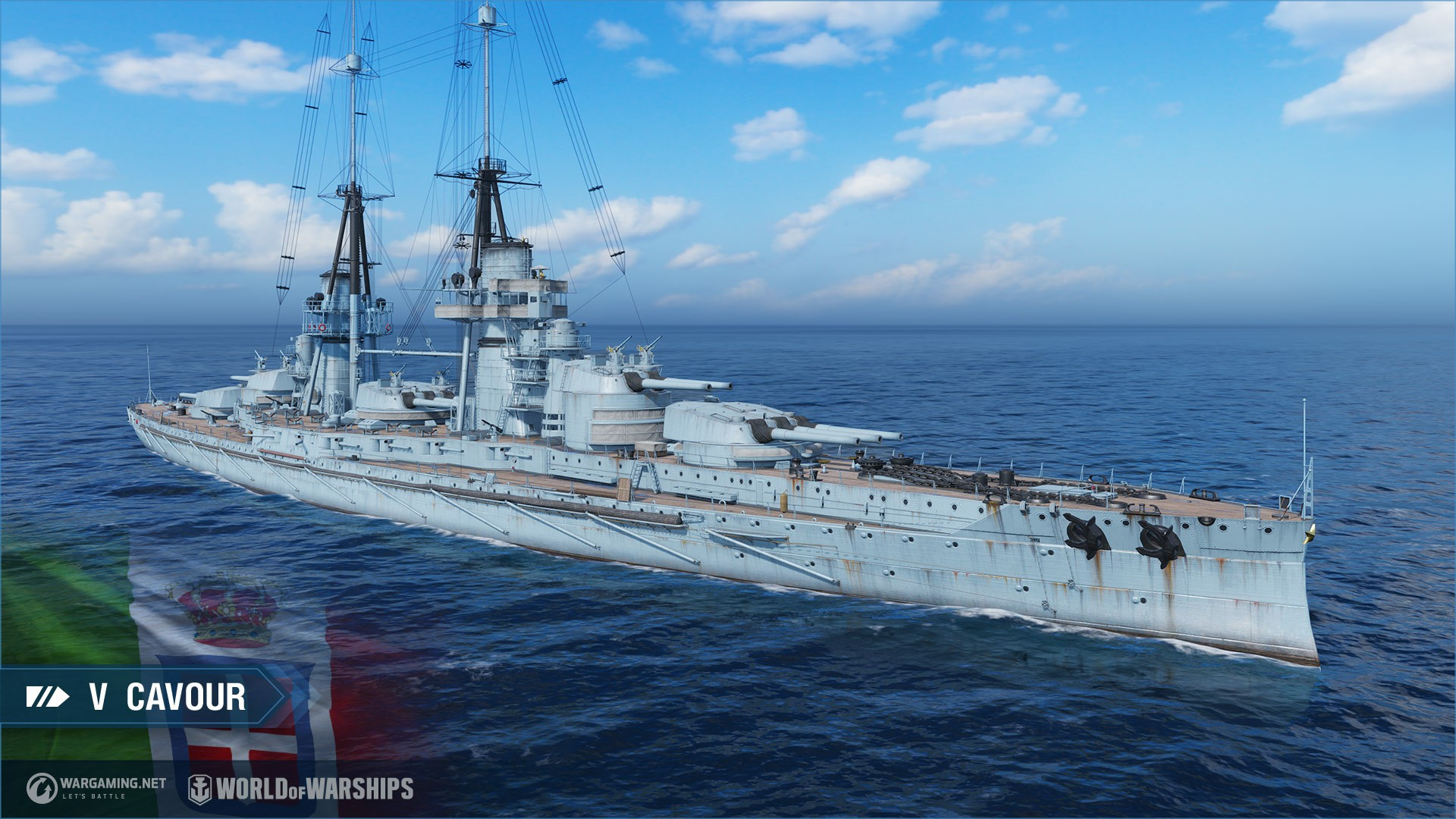 World of warships DI A