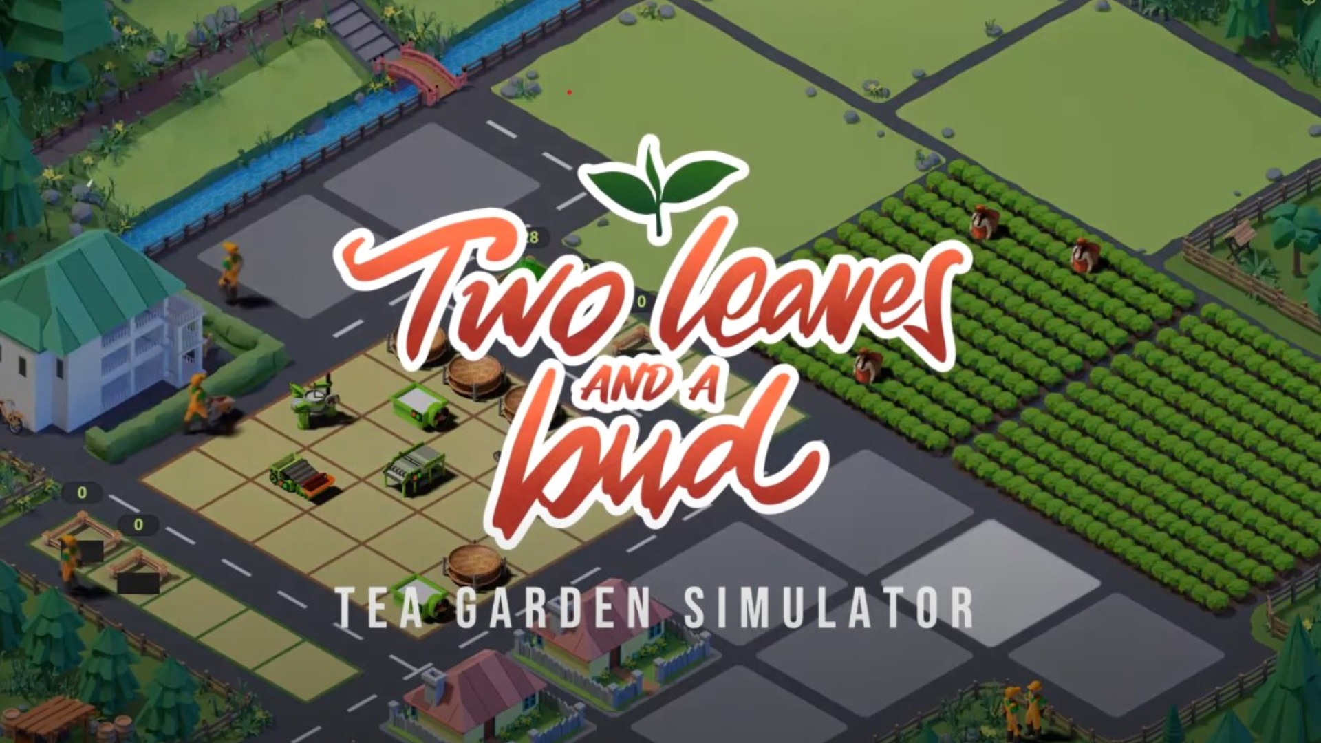 Tea garden simulator W A