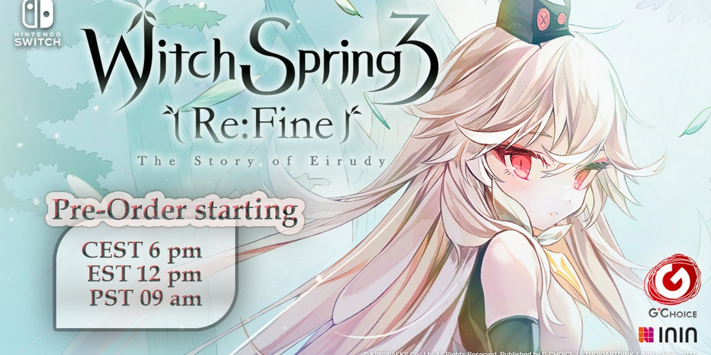 WitchSpring 3