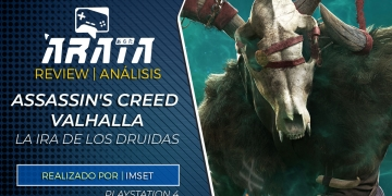Assassin's Creed Valhalla, La Ira de los Druidas