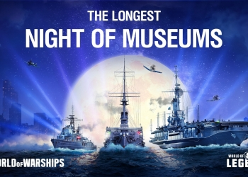 World of Warships evento W A