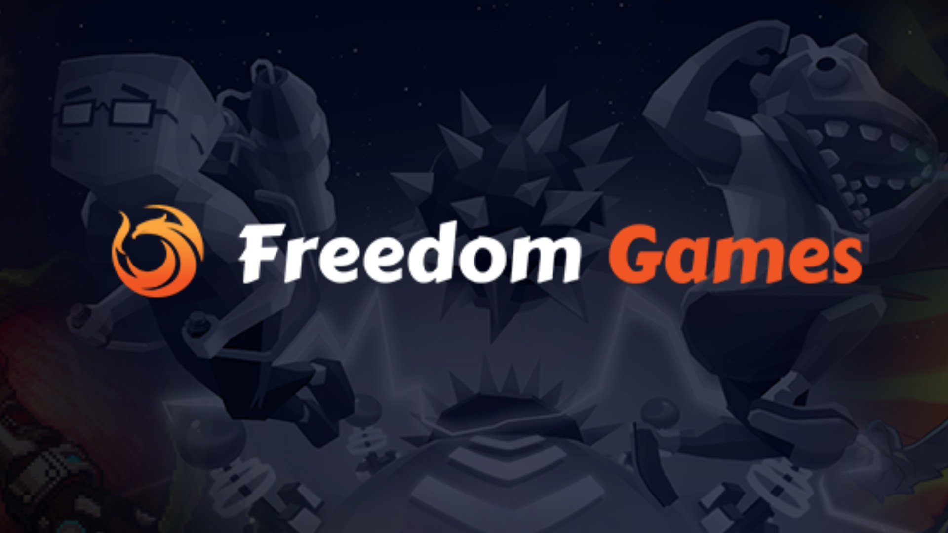 Freedom Games Cover 2