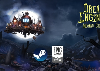 Dream Engines: Nomad Cities lanzamiento W A