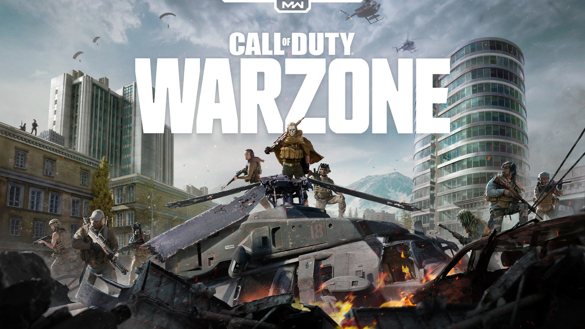 Call of Duty Warzone W A