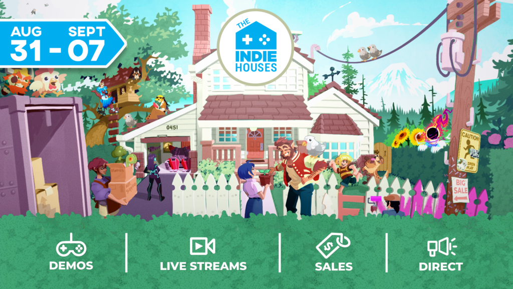 The Indie Houses