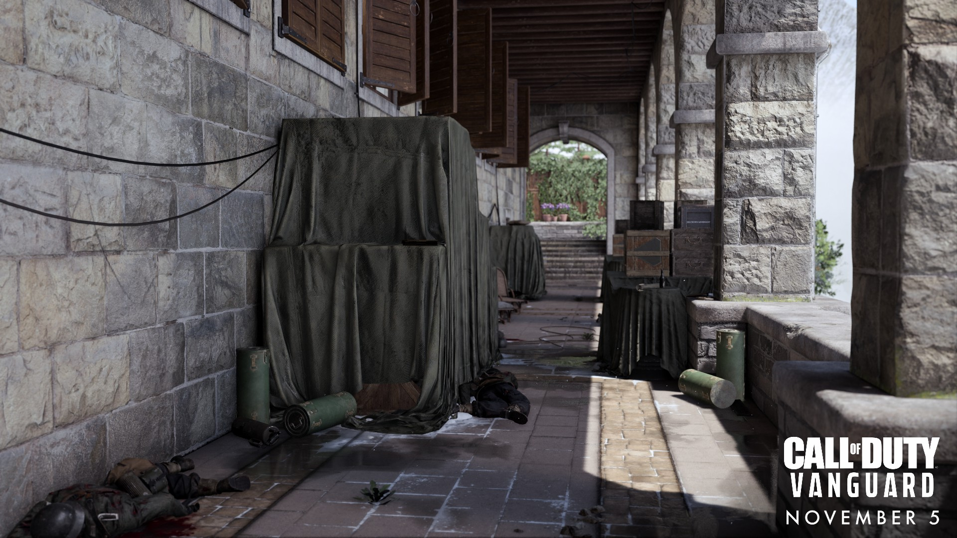 Call of Duty Vanguard entorno ss2