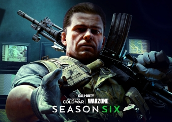 Call of Duty Black Ops Cold War Warzone Temporada 6 W A